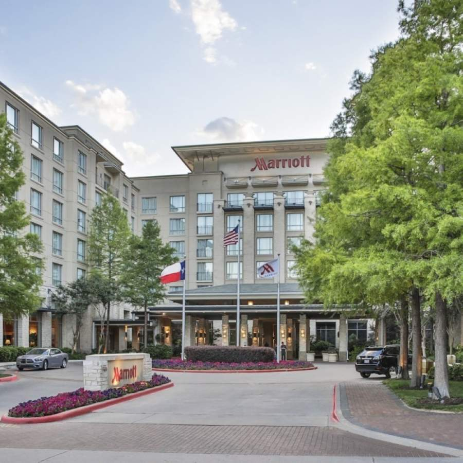 The owner of the Marriott hotel at Plano's Legacy Town Center intends to perform a nearly $2 million interior renovation project. (Gavin Pugh/Community Impact Newspaper)
