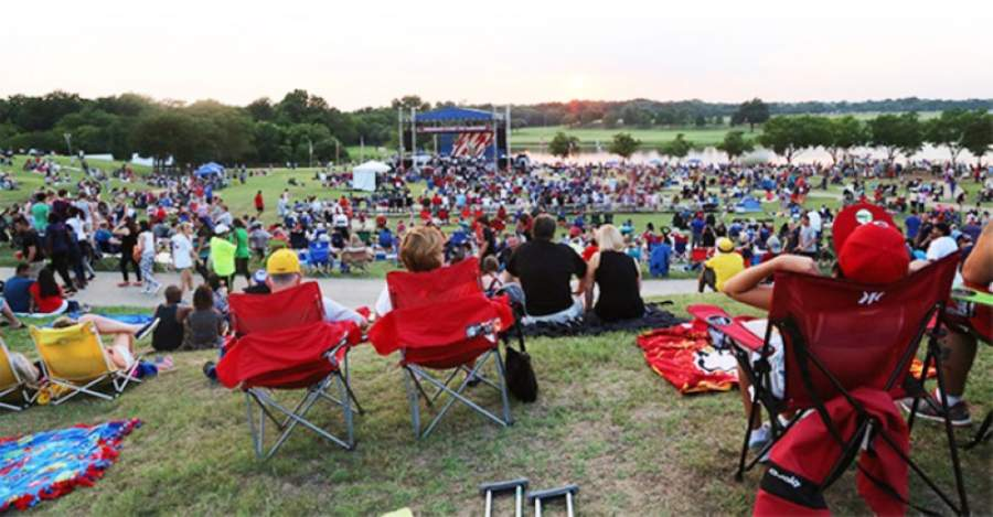 Richardson has canceled its annual Family Fourth Celebration due to limits on gatherings meant to prevent the spread of the coronavirus. (Courtesy city of Richardson)