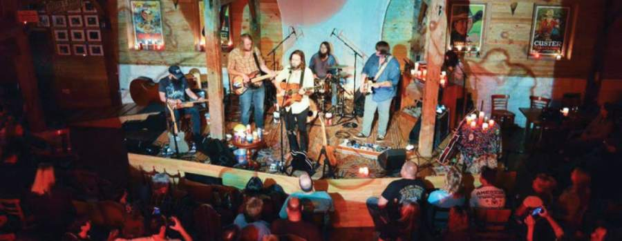 The Dosey Doe Big Barn will host its first performance in nearly three months June 4. (Courtesy Eric Burns)