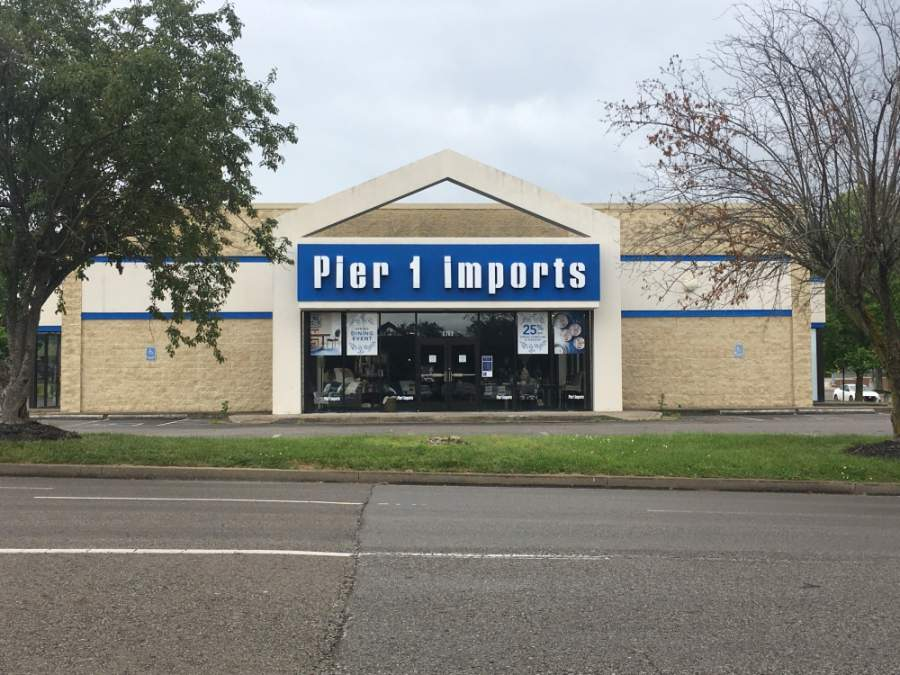 Pier 1 Imports in Franklin is expected to close following an announcement from the company May 19. (Wendy Sturges/Community Impact Newspaper)
