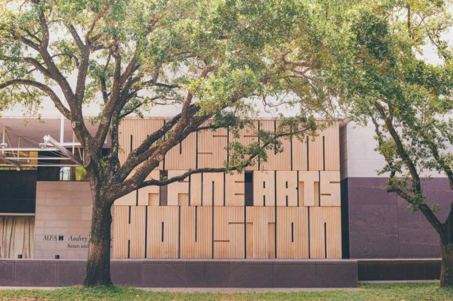 Museum of Fine Arts, Houston, will reopen its doors beginning May 23. (Courtesy Visit Houston)