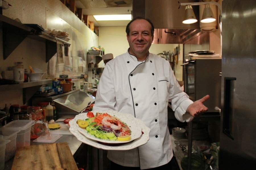 Amore Seafood opened May 6 in Montgomery. (Andy Li/Community Impact Newspaper)