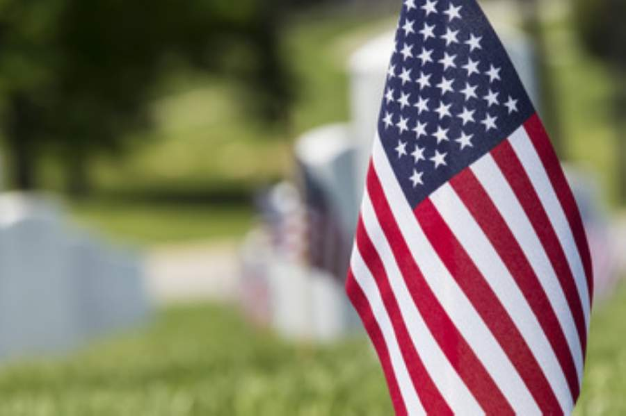 The Georgetown animal shelter, library and more will be closed for Memorial Day, May 25. (Courtesy Adobe Stock)