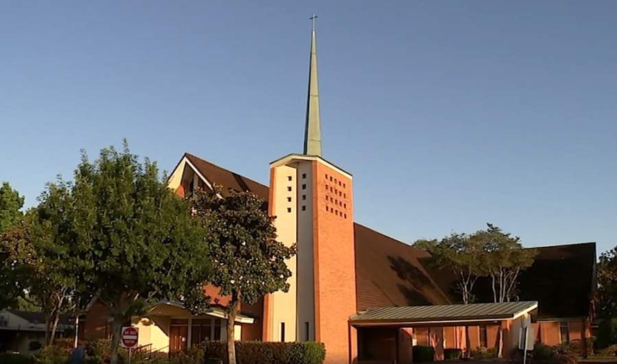 The Archdiocese of Galveston-Houston confirmed that a priest who worked at Holy Ghost parish in the Bellaire area died, but it is not clear if he was infected with COVID-19. Five other members the clergy there have tested positive. (Courtesy ABC 13)