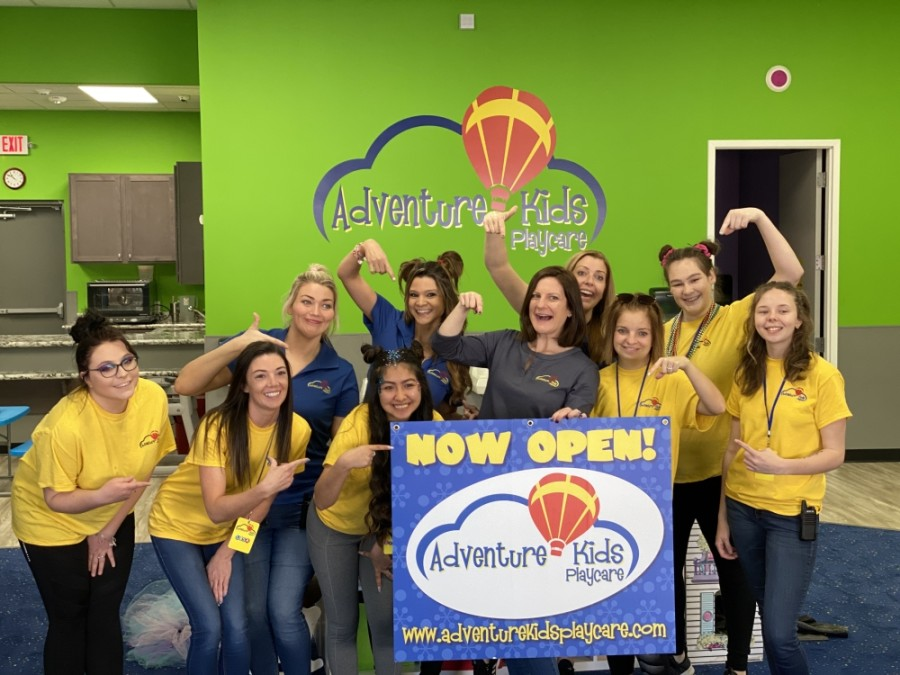 Adventure Kids Playcare Woodforest will reopen as part of Gov. Greg Abbott's second phase of reopening Texas. (Courtesy Adventure Kids Playcare Woodforest)