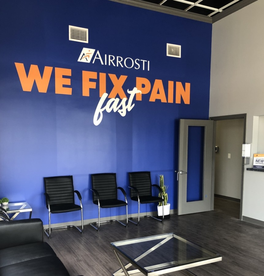 Airrosti Rehab Centers opened a Missouri City location May 1. (Courtesy Airrosti Rehab Centers)