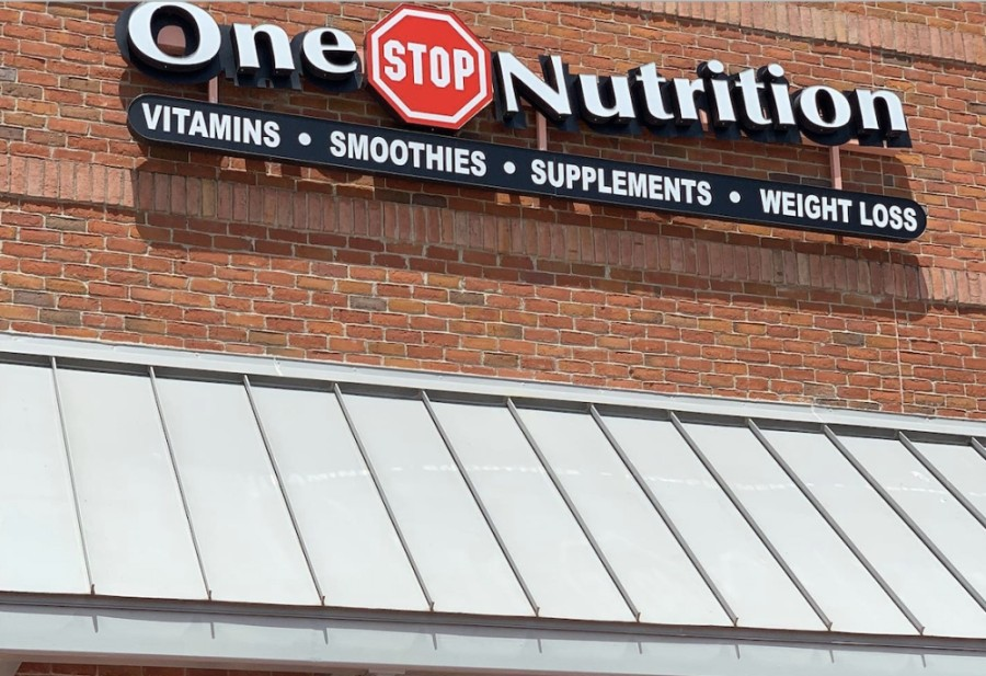 One Stop Nutrition of Flower Mound closed in April. (Courtesy One Stop Nutrition)