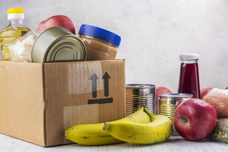 Two Steiner Ranch-area teens launched Operation Food Bank, a charitable initiative to alleviate hunger insecurity. (Courtesy Adobe Stock)
