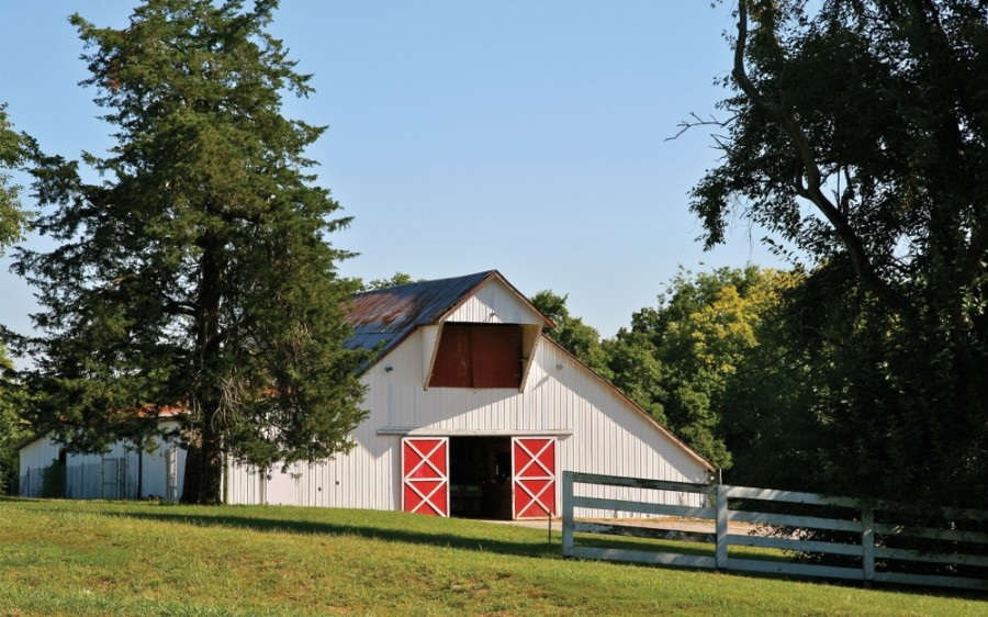 At its May 11 meeting, Brentwood City Commission approved the demolition and reconstruction of the barn at Marcella Vivrette Smith Park in a $239,000 contract with Stubblefield Construction LLC. (Courtesy city of Brentwood)