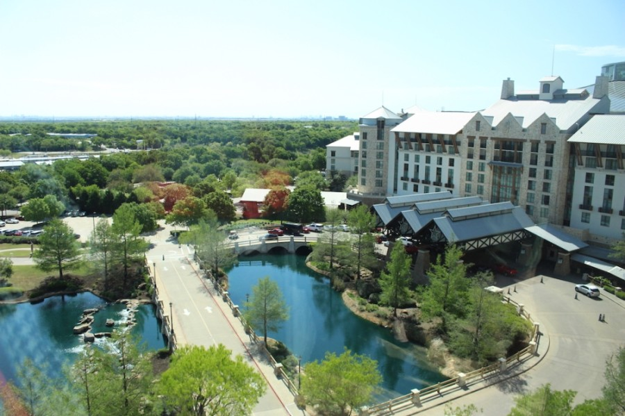 Gaylord Texan Resort and Convention Center management announced May 21 the destination's doors will reopen June 8. (Courtesy Gaylord Texan)