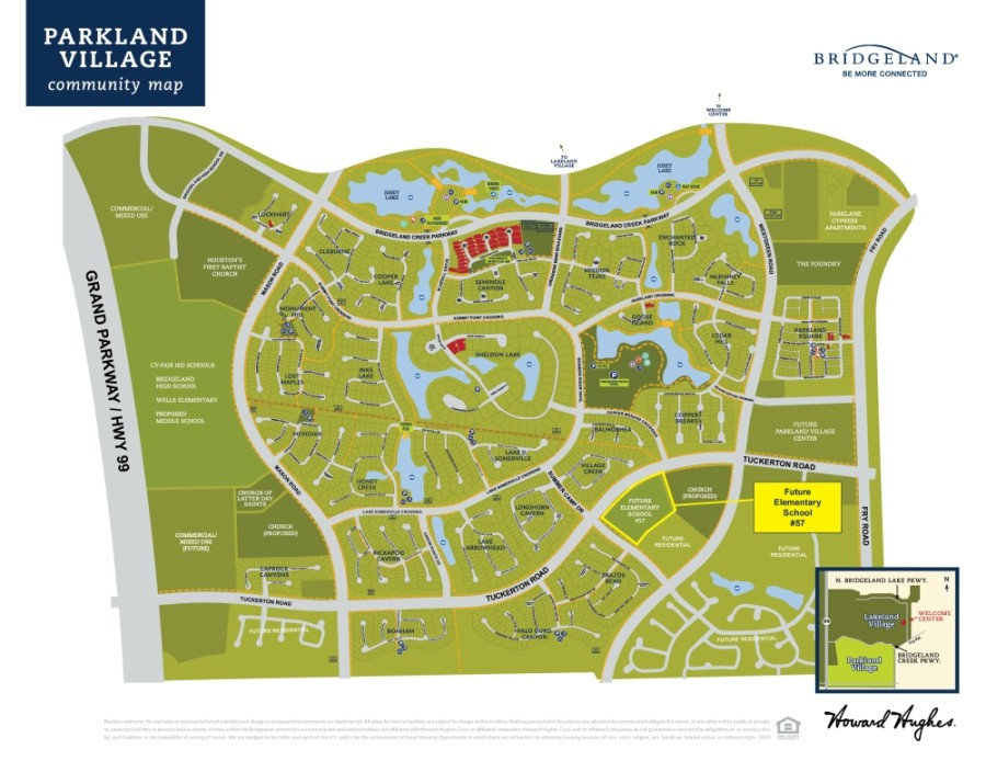 Officials said the new campus will hold 1,092 students, and attendance boundaries will be determined in late 2021 or early 2022. (Courtesy Bridgeland)