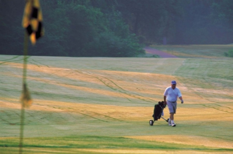 Memorial Park Golf Course is one of many city-owned facilities reopening June 1. (Courtesy Visit Houston)
