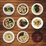 Menu options include dumplings, noodle soups, noodles, stir fry, seafood and desserts. (Courtesy Kitchen Master)