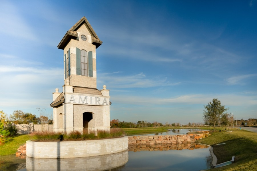 Amira's added acreage will equate to 400 new homes in the development. (Courtesy Amira Texas)