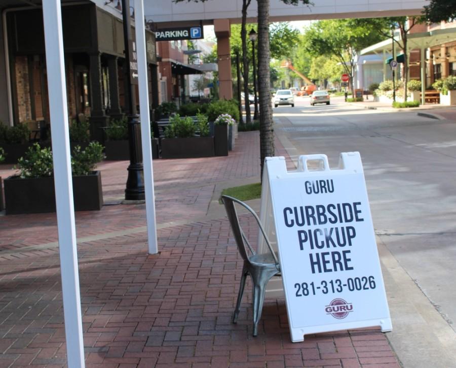 Customers can now order items off of Poketo's menu at Guru. (Claire Shoop/Community Impact Newspaper)