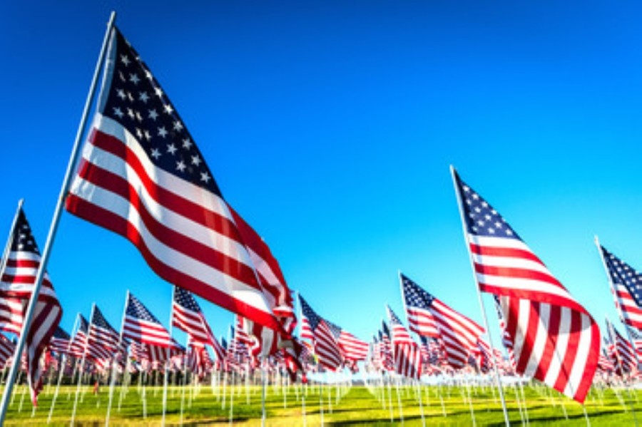 In observance of the Memorial Day holiday, city offices will be closed in Keller, Roanoke and Fort Worth on May 25. (Courtesy Adobe Stock)