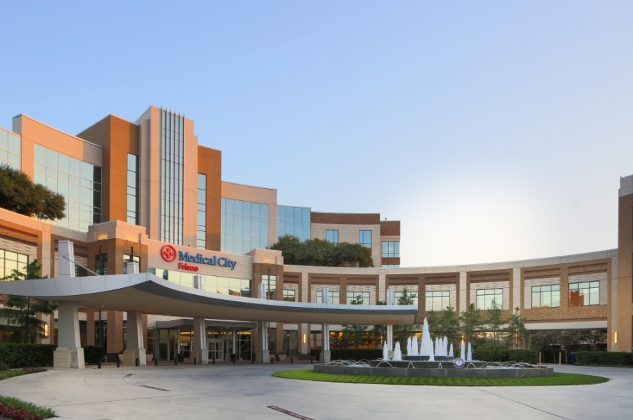 The hospital currently holds 390 employees and 61 beds. (Courtesy Medical City Frisco)