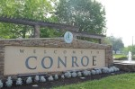 Conroe was identified as one of the fastest-growing cities in the United States from 2010-19. (Andy Li/Community Impact Newspaper)