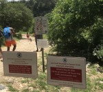 Lost Creek Limited District will begin charging a fee to enter at its entrance to the Barton Creek greenbelt. (Amy Rae Dadamo/Community Impact Newspaper)