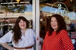 April Ryan and Ashley Landerman have owned and operated 2tarts Bakery in New Braunfels since July 2010. (Lauren Canterberry/Community Impact Newspaper)