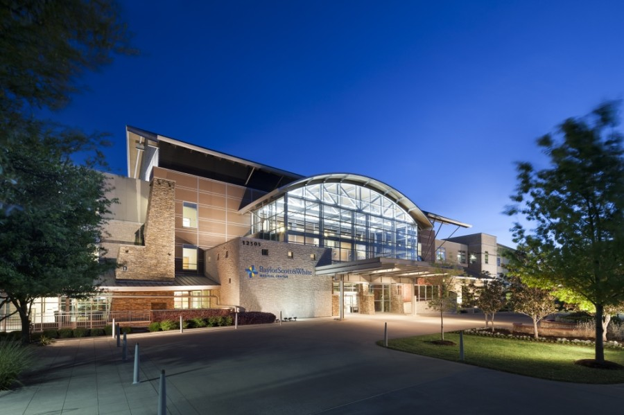 Baylor Scott & White Medical Center - Centennial is located in Frisco. (Courtesy Baylor Scott & White)