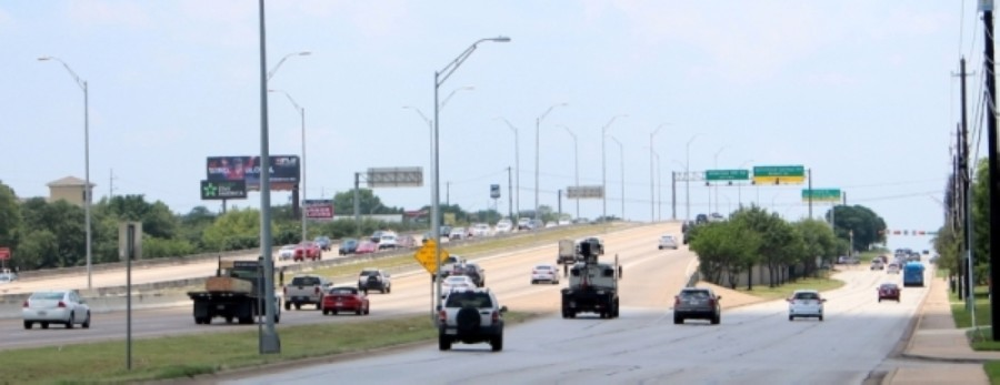 Traffic on toll roads operated by the Central Texas Regional Mobility Authority has steadily climbed over the last two months after nosediving in March. (Amy Denney/Community Impact Newspaper)