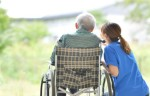 Nursing facilities across Texas will be able to apply for federal funds to purchase devices to connect residents to friends and family. (Courtesy Adobe Stock)