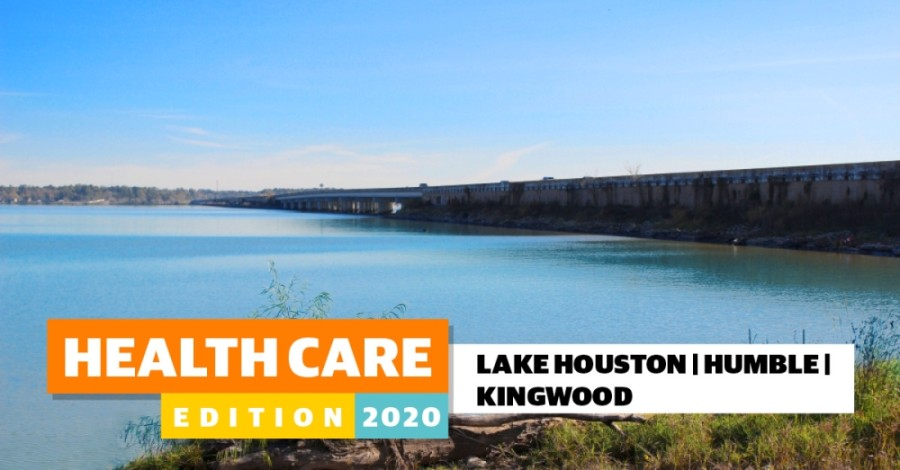 In terms of county health in 2020, Harris and Montgomery counties both rank among the top 25 on length of life. (Photo by Kelly Schafler/Community Impact Newspaper) (Designed by Ethan Pham/Community Impact Newspaper)