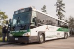 The Woodlands Transit will reopen The Woodlands Express Sawdust Park and Ride on June 1. (Courtesy The Woodlands Township)