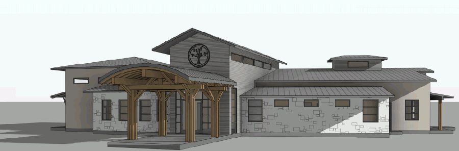A Wellspring Preparatory Academy is coming to Georgetown. (Rendering courtesy Wellspring Preparatory Academy)