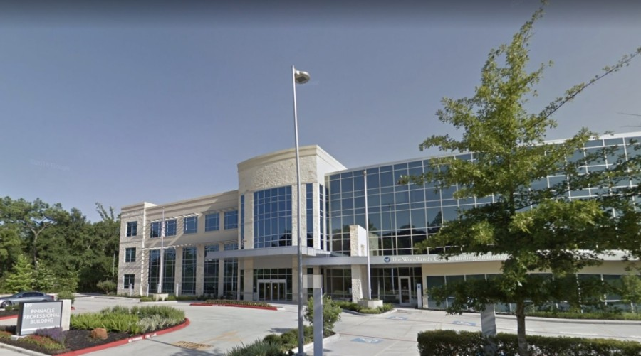 The new office will open in the Pinnacle Professional Building in Shenandoah. (Courtesy Google Maps)