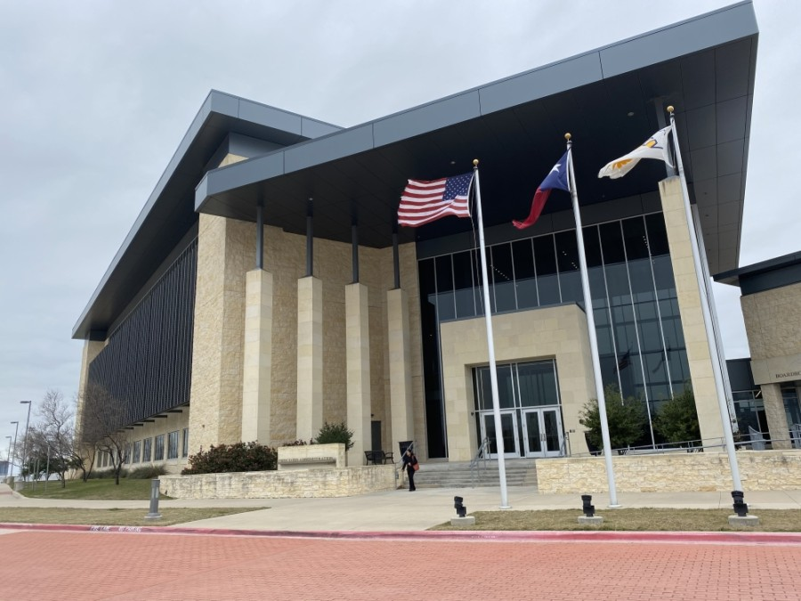 The lawsuit claiming Frisco ISD's at-large voting system prevents minority candidates from getting elected to the board of trustees ended May 29. U.S. District Judge Amos L. Mazzant is still considering the case and is expected to make a ruling at a later date. (Elizabeth Uclés/Community Impact Newspaper)