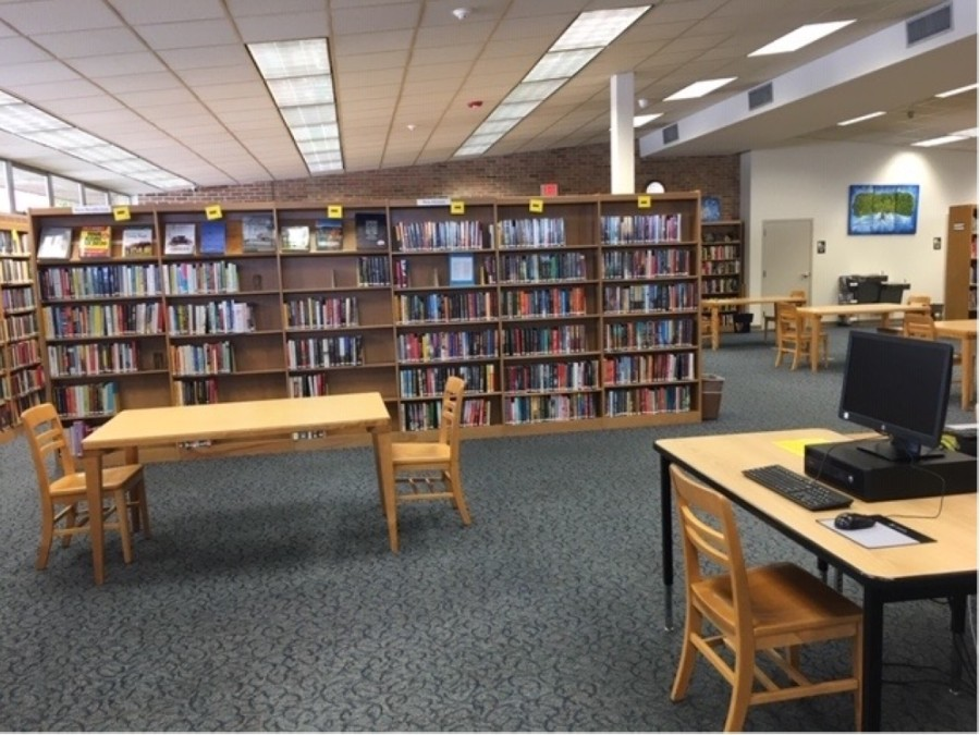 Bellaire City Library will be reopening its doors June 3 with a planned adult senior browsing hour to begin June 8. (Courtesy Bellaire City Library)