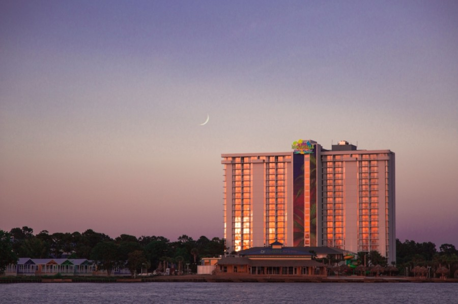 The Margaritaville resort on Lake Conroe will be the franchise's first location in Texas. (Courtesy Storyteller Communications)