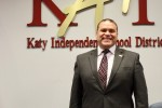 Katy ISD Superintendent Ken Gregorski discussed the challenges of planning for the 2020-21 school year during the coronavirus pandemic in a virtual conversation with Fort Bend County Judge KP George on Facebook Live on May 29. (Jen Para/Community Impact Newspaper)