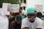 Conroe protests