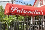Italian restaurant Patrenella's, located off of Washington Avenue in the Sixth Ward area, has closed. (Matt Dulin/Community Impact Newspaper)
