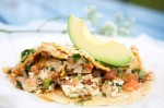 Austin-based taco restaurant Veracruz All Natural added a downtown walk-up window location in late May. (Courtesy Veracruz All Natural)