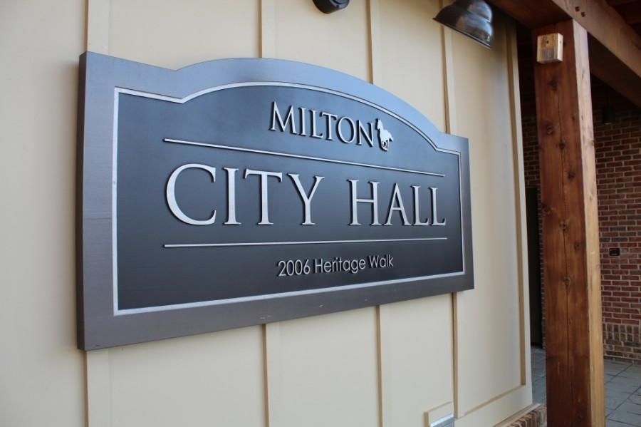 New alcohol-related establishments will be able to open in the city of Milton following the passage of a new ordinance to the city's alcohol laws. (Kara McIntyre/Community Impact Newspaper)