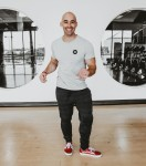 Fit Athletic, a Houston-based fitness facility, offers free live-streamed fitness sessions on the club's Facebook page. (Courtesy Fit Athletic)