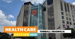 HCA Houston Healthcare Tomball is located in the city of Tomball. (Anna Lotz/Community Impact Newspaper)