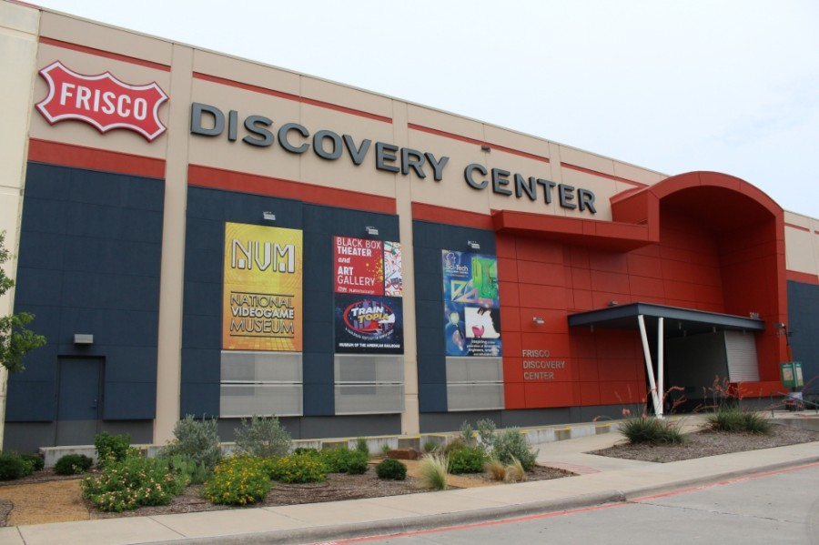 Sci-Tech Discovery Center has not yet set a date for when it will reopen to the public. (Elizabeth Uclés/Community Impact Newspaper)