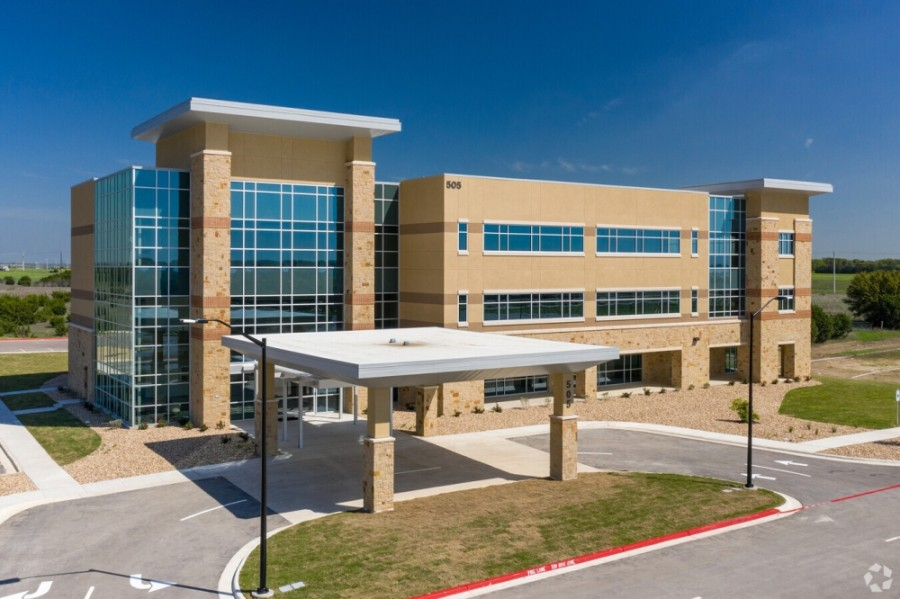 St. David's HealthCare completed a 60,000-square-foot medical office building in April, but it has not yet opened. (Courtesy St. David's HealthCare)
