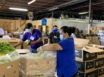 Houston Food Bank is looking for more volunteers as it handles increased food distribution during COVID-19. (Courtesy Houston Food Bank)