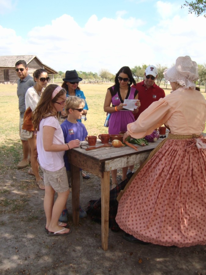 The George Ranch Historical Park aims to bring Texas and Fort Bend County history to life. (Courtesy George Ranch Historical Park)