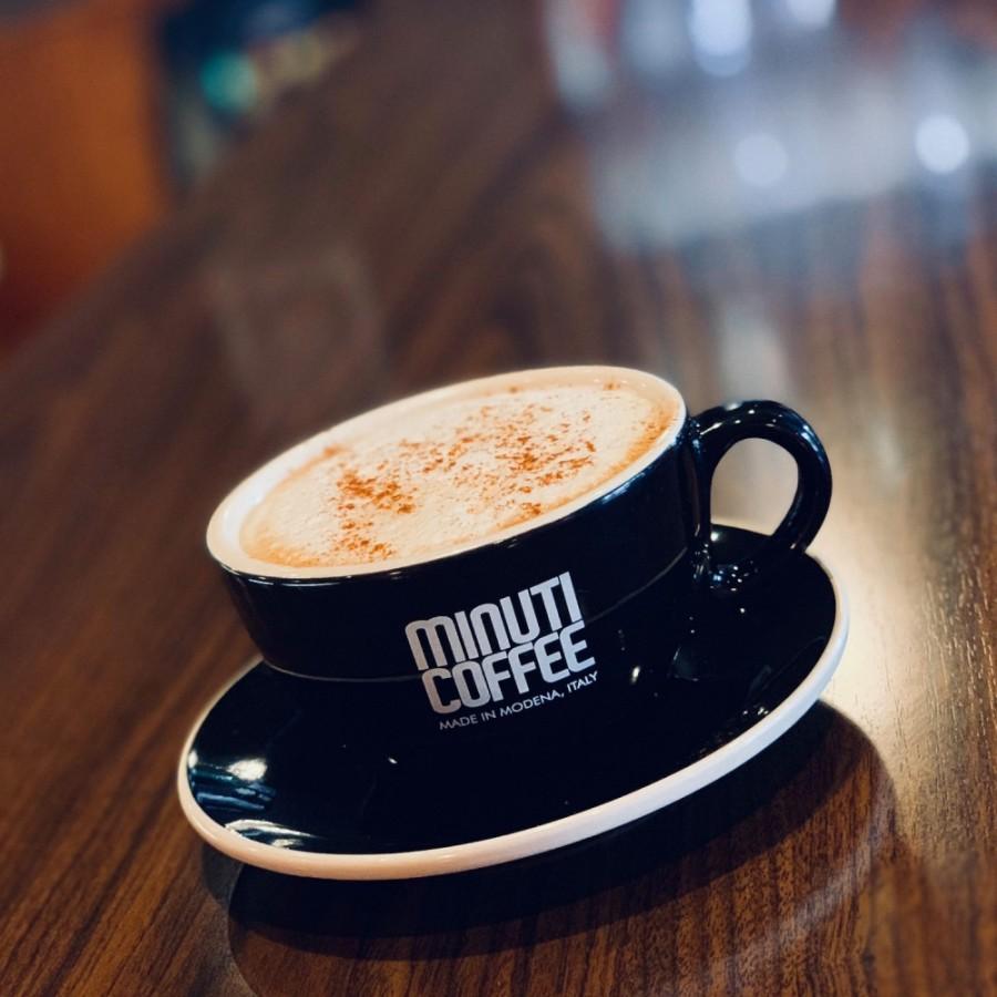 Minuti Coffee opened a new location in Katy.  (Courtesy Minuti Coffee)