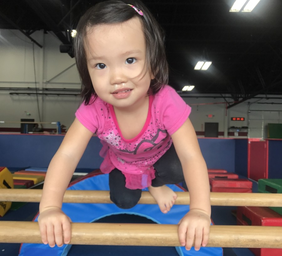 Alpha Omega Gymnastics & Dance aims to open a new facility June 8 in The Centre at Northpark. (Courtesy Alpha Omega Gymnastics & Dance)