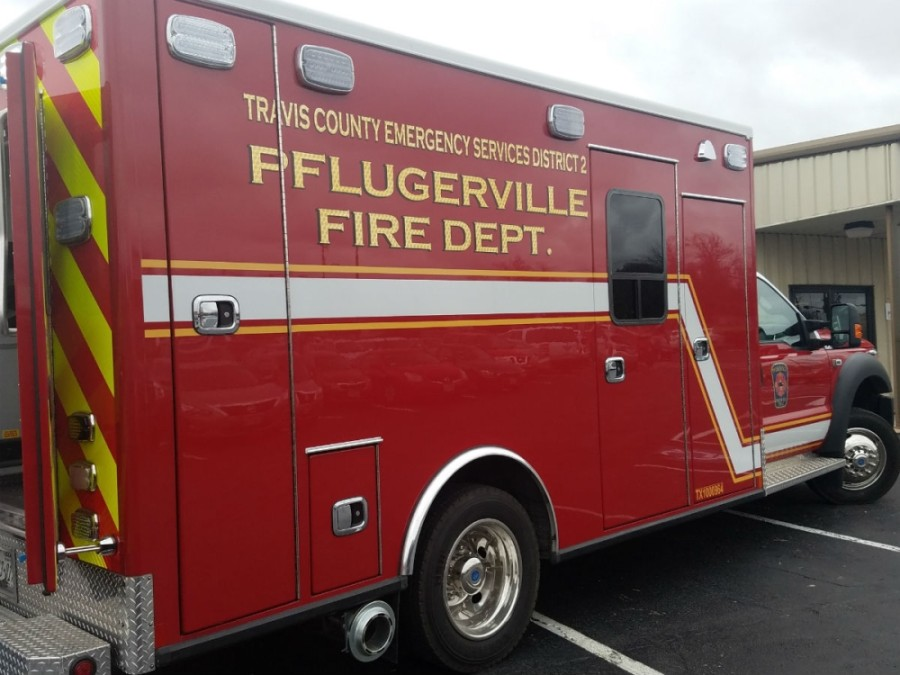 The Pflugerville Fire Department has sustained more than $200,000 in unbudgeted expenses due to the coronavirus pandemic, as confirmed in a June 2 department news release. (Community Impact Staff)