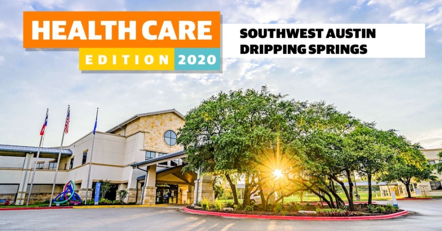 Ascension Seton Southwest, pictured here, is one of the medical centers located in Southwest Austin. (Courtesy Ascension Seton Southwest)