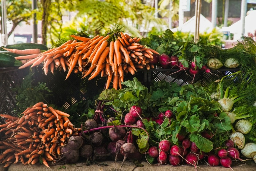 Montrose is getting its own farmers market starting June 7. (Courtesy Pexels)